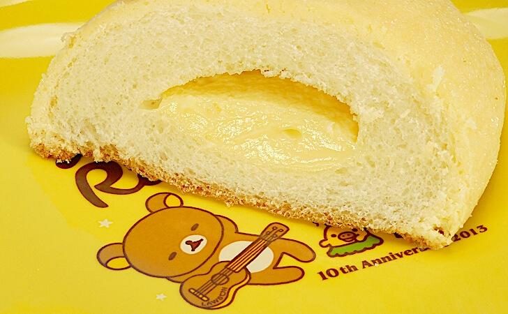 黄色いクリーム